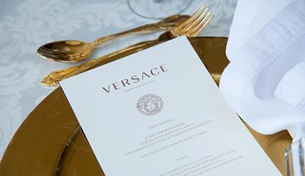 Versace Dinner